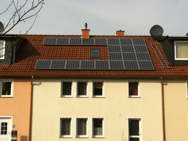 solar energy save money